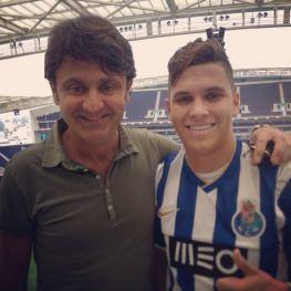 20130712 - Juan Fernando Quintero FC Porto
